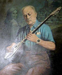 Markos Vamvakaris, auteur compositeur de rebetiko