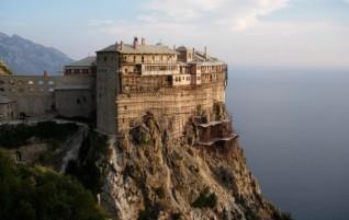 Le mysterieux Mont Athos
