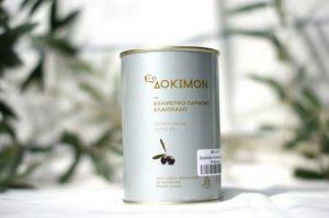 Huile d'Olive du Mont Athos 250ml