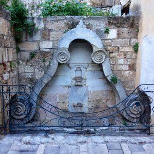 Nauplie Fontaine Ottomane