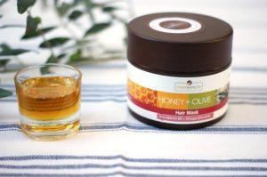 Masque capillaire Miel et Olive