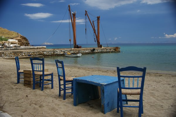 Taverne Moutsouna Naxos