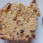 Gâteau Crétois aux Raisins et aux Noix