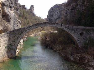 Pont typique d'Epire