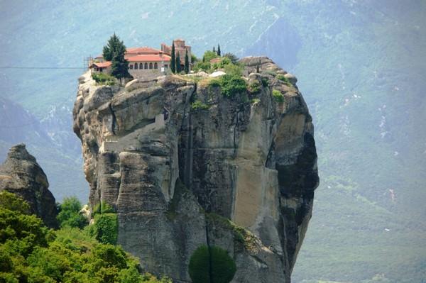 Le monastère de Agia Triada