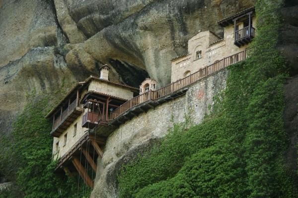 Le monastère de Ipapanti