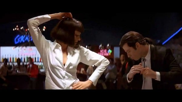 Misirlou, sa version réorchestrée dans le film Pulp Fiction