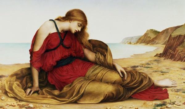 Ariane, abandonnée à Naxos