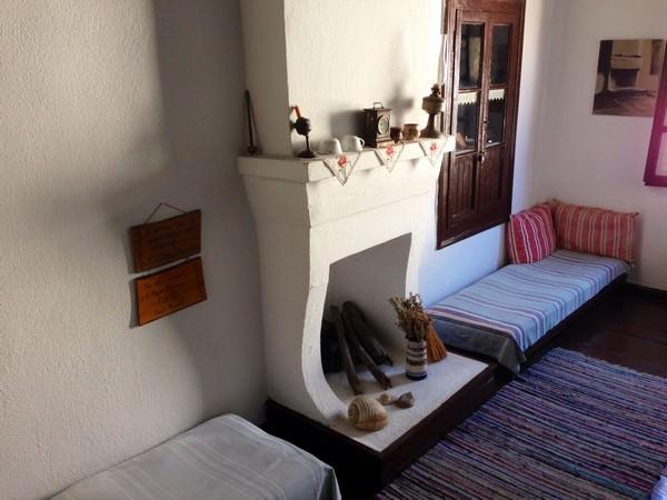 Maison de la famille Papadiamantis à Skiathos