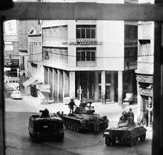 Entrée des chars à Athènes