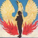 Le phénix, emblême de la dictature des colonels
