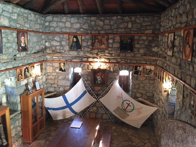 Maison de Theodoros Kolotronis