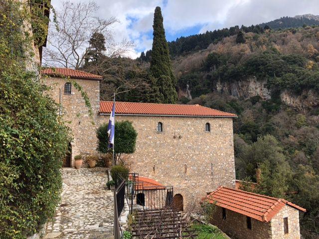 Le monastère de Emialon