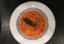 La soupe de Trahanas